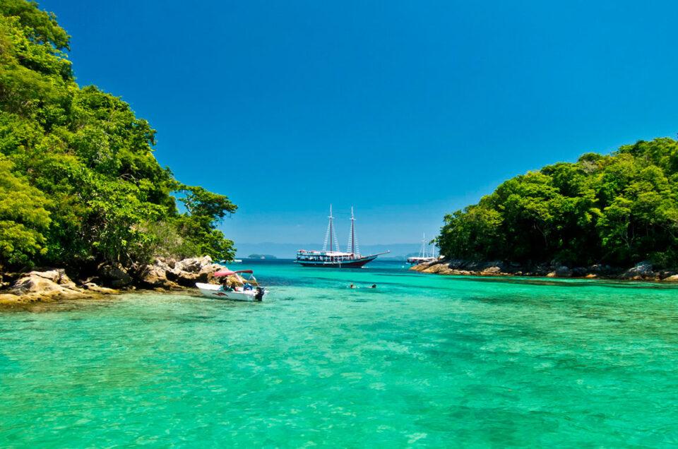 Descubra as 7 praias mais lindas do Rio de Janeiro.