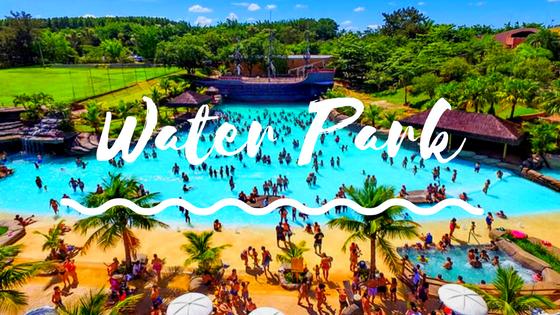 Thermas de Águas de São Pedro: Water Park