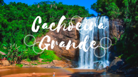 Cachoeira Grande: Day Use