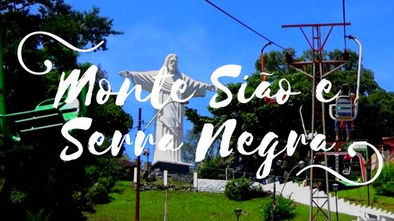 Monte Sião e Serra Negra: Day Use