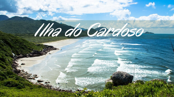 Ilha do Cardoso: Day Use