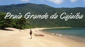 Praia Grande da Cajaíba: Day Use