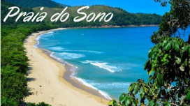 Praia do Sono: Day Use