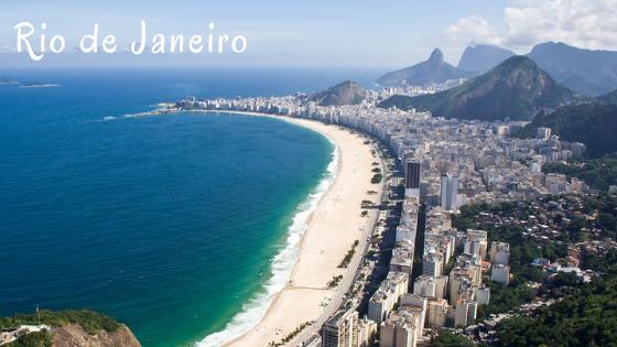 Rio de Janeiro: Fim de Semana