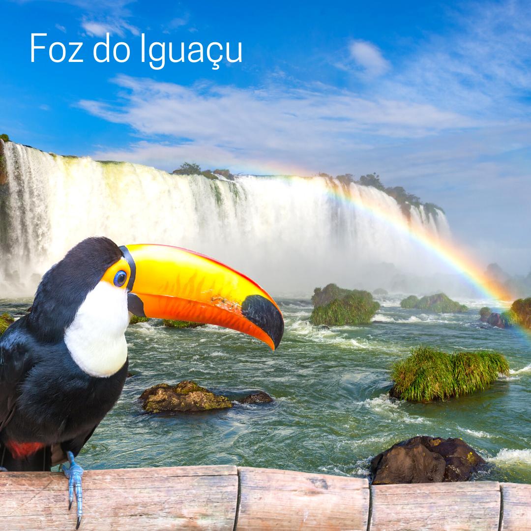 Foz do Iguaçu + Paraguai